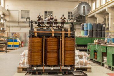 Opravy transformátorů